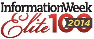InformationWeek Elite 100 Award for Predictive Analytics. Ranked at #35.