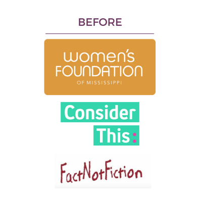 Women's Foundation: Before